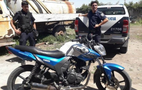 Secuestraron motos con caños de escape modificados